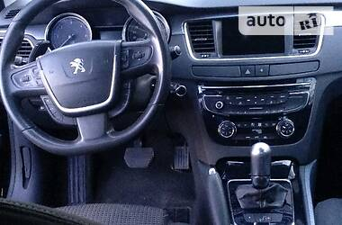 Характеристики Peugeot 508 Седан