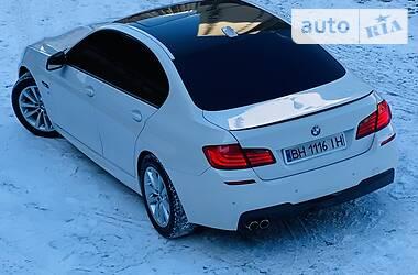 Характеристики BMW 520 Седан