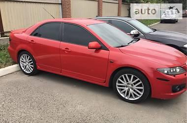 Характеристики Mazda 6 MPS Седан