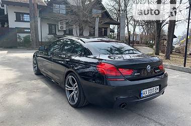 Характеристики BMW 6 Series Gran Coupe Седан