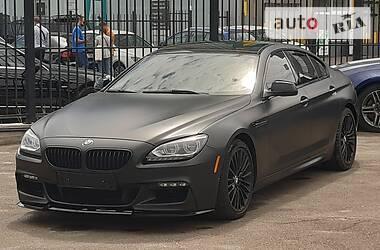 Характеристики BMW 6 Series Gran Coupe Седан
