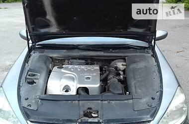 Характеристики Peugeot 607 Седан