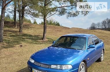 Характеристики Mazda 626 Седан