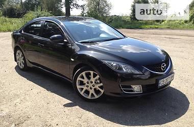Характеристики Mazda 6 Седан