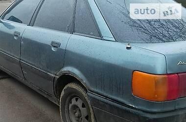 Характеристики Audi 80 Седан