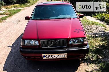 Характеристики Volvo 850 Седан