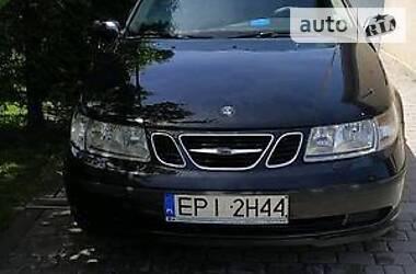 Характеристики Saab 9-5 Седан