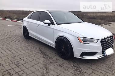 Характеристики Audi A3 Седан