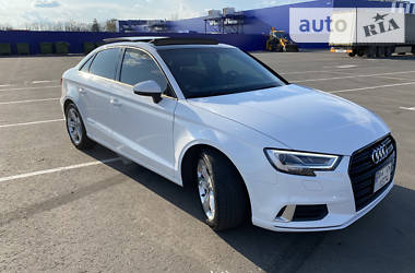 Цены Audi A3 Седан