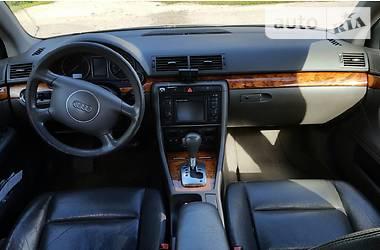 Характеристики Audi A4 Седан