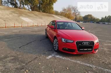 Характеристики Audi A5 Седан