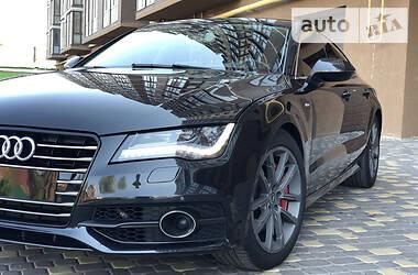 Характеристики Audi A7 Седан