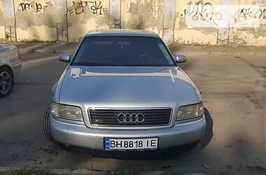 Характеристики Audi A8 Седан