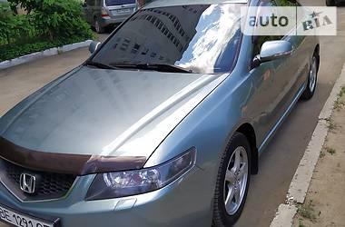 Характеристики Honda Accord Седан