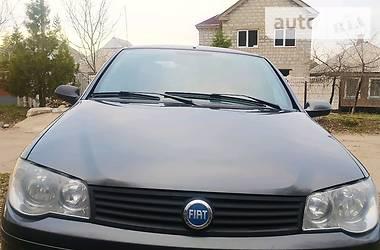 Характеристики Fiat Albea Седан