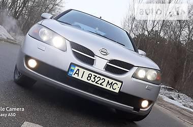 Характеристики Nissan Almera Седан