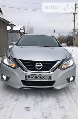 Характеристики Nissan Altima Седан