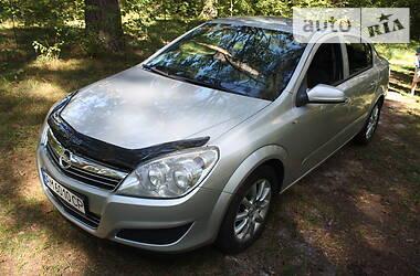 Характеристики Opel Astra H Седан