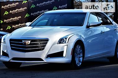 Ціни Cadillac Седан