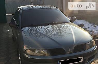 Характеристики Mitsubishi Carisma Седан