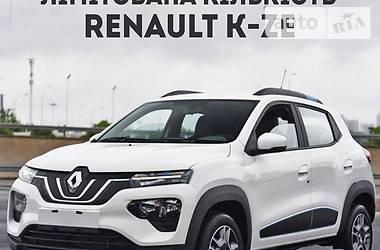 Характеристики Renault City K-ZE Седан