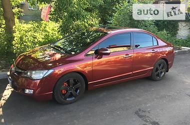 Характеристики Honda Civic Седан