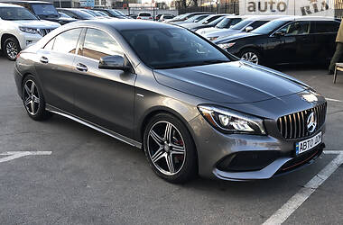 Характеристики Mercedes-Benz CLA 200 Седан