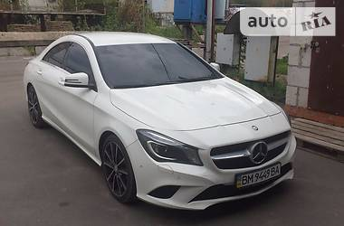 Характеристики Mercedes-Benz CLA 220 Седан