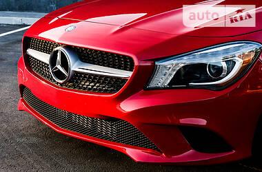 Характеристики Mercedes-Benz CLA 250 Седан