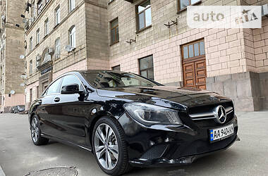 Характеристики Mercedes-Benz CLA 250 Седан