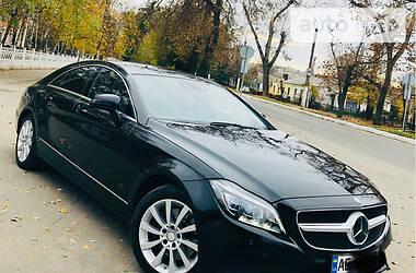 Характеристики Mercedes-Benz CLS 250 Седан