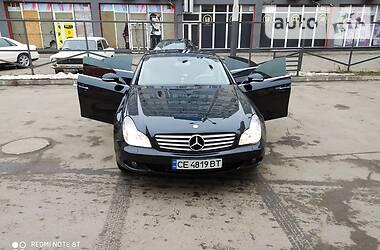 Характеристики Mercedes-Benz CLS 320 Седан