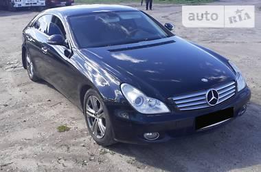 Характеристики Mercedes-Benz CLS 350 Седан