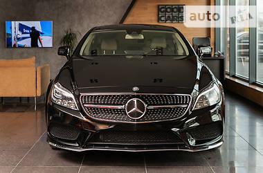 Характеристики Mercedes-Benz CLS 400 Седан
