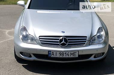 Характеристики Mercedes-Benz CLS 500 Седан