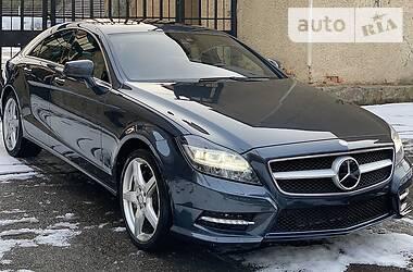 Характеристики Mercedes-Benz CLS 550 Седан