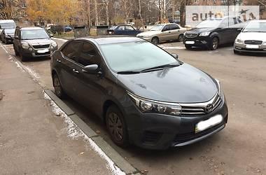 Характеристики Toyota Corolla Седан