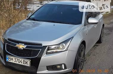 Характеристики Chevrolet Cruze Седан