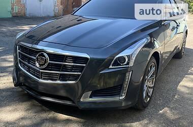 Характеристики Cadillac CTS Седан