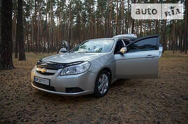 Характеристики Chevrolet Epica Седан