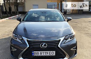 Характеристики Lexus ES 350 Седан