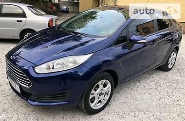 Характеристики Ford Fiesta Седан