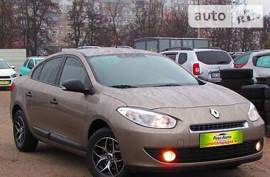 Характеристики Renault Fluence Седан