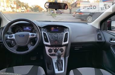 Характеристики Ford Focus Седан