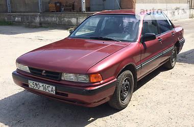Характеристики Mitsubishi Galant Седан