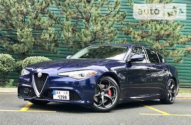 Характеристики Alfa Romeo Giulia Седан