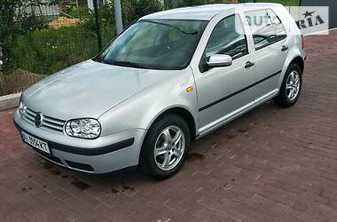Характеристики Volkswagen Golf IV Седан