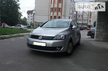 Характеристики Volkswagen Golf Plus Седан