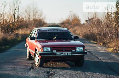 Характеристики Ford Granada Седан