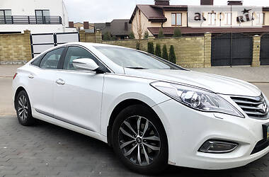 Характеристики Hyundai Grandeur Седан